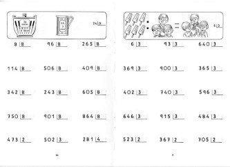 melhores exercícios de matemática divisão