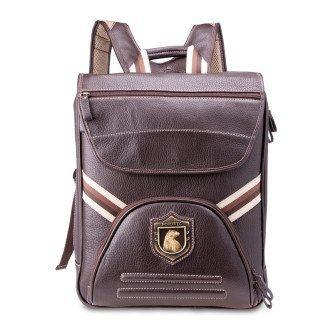 mochila masculina couro