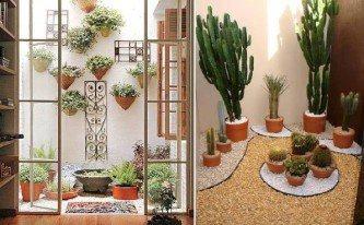 tipos de jardins de inverno simples