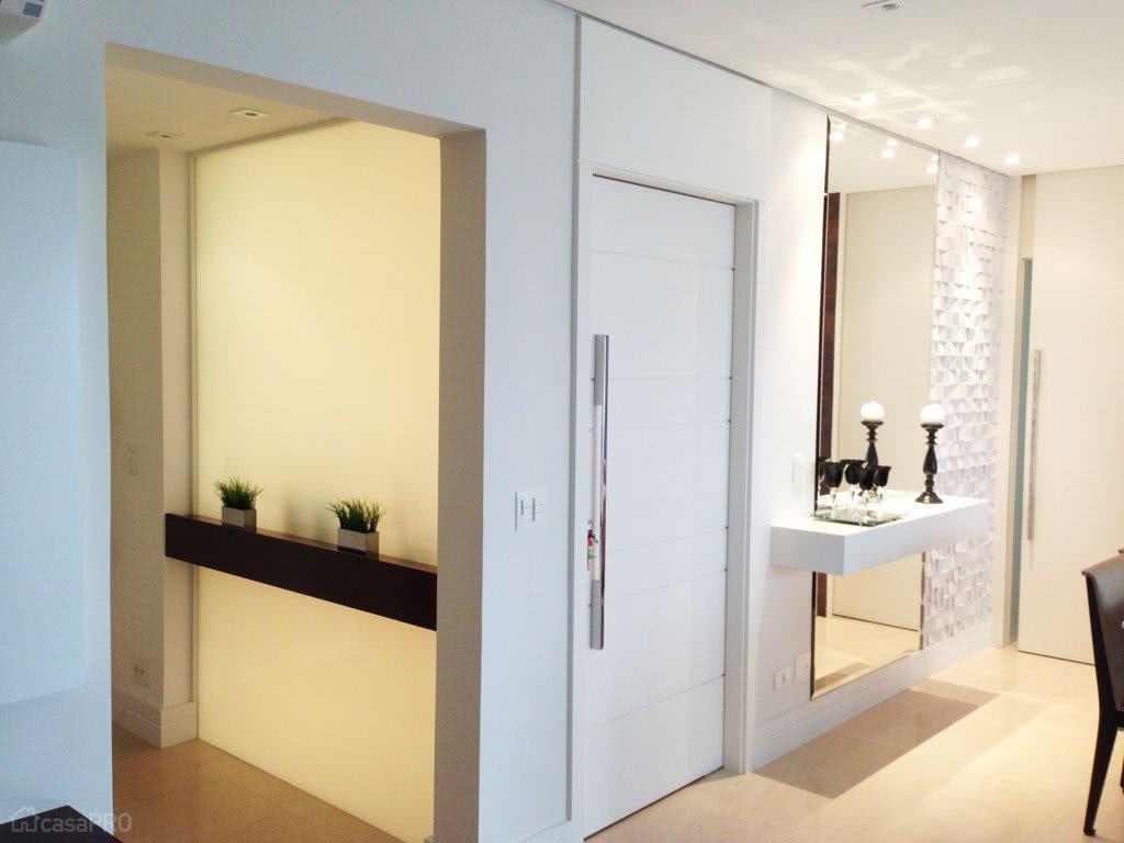 Decorações para Hall de entrada para apartamento Decor&MODA biz -> Decoração Do Hall De Entrada Do Apartamento