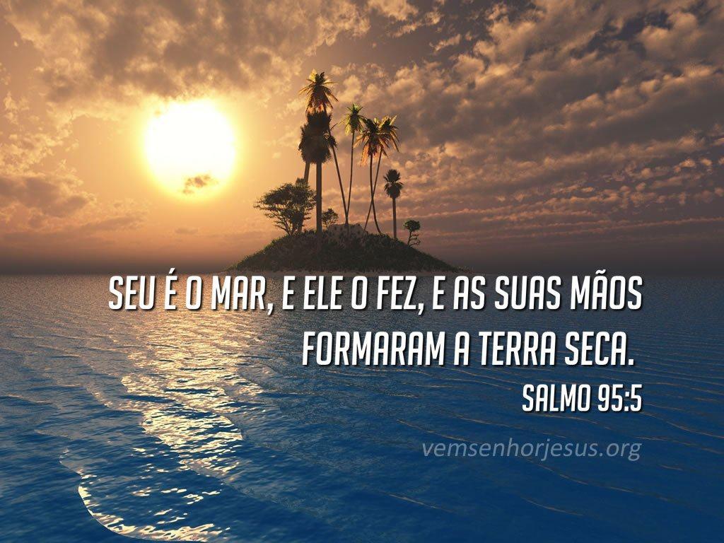 Papel De Parede Com Frases Bíblicas Inspiradas Por Deus Decormodabiz