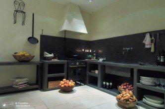 cozinha planejada de concreto fotos