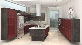 cozinha planejada pronta