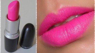 dicas de batom rosa pink mac