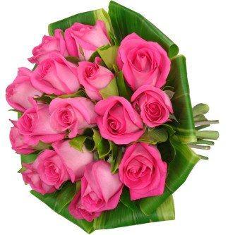 dicas de buquê de rosas pink
