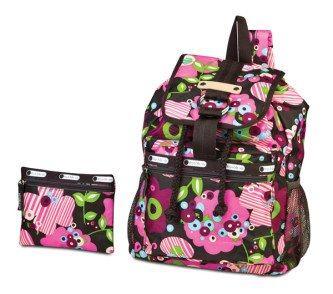 fotos de mochila escolar para adolescentes