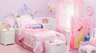 fotos de quarto infantil de princesa