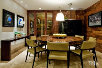 mesa de jantar redonda 8 lugares