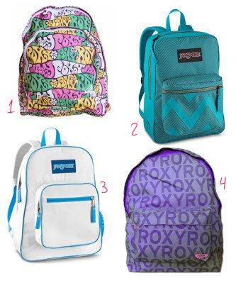 mochila escolar para ensino médio feminina
