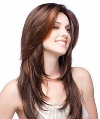 cortes de cabelos desfiados fotos