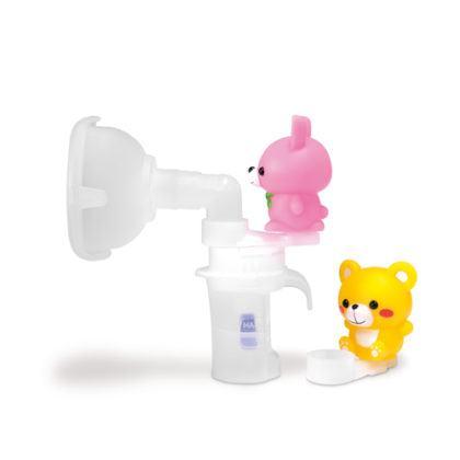 nebulizador para bebê com bichinhos