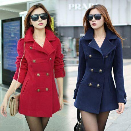 10 4 460x460 - CASACOS DE INVERNO femininos modelos da moda