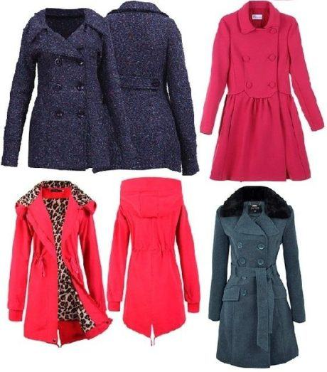 11 4 460x523 - CASACOS DE INVERNO femininos modelos da moda