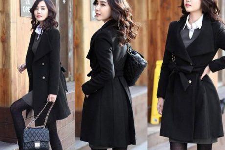 13 4 460x307 - CASACOS DE INVERNO femininos modelos da moda