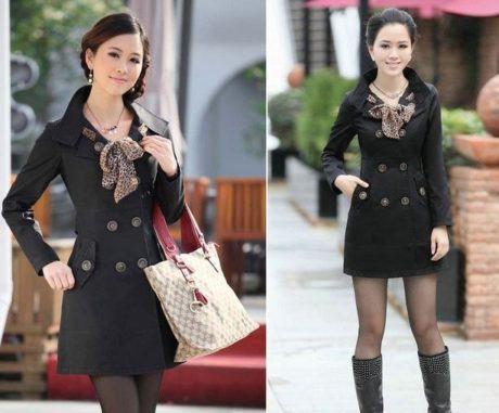 15 5 460x381 - CASACOS DE INVERNO femininos modelos da moda