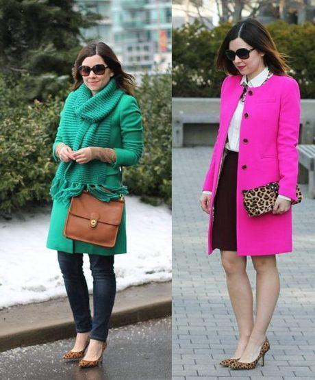 18 4 460x555 - CASACOS DE INVERNO femininos modelos da moda