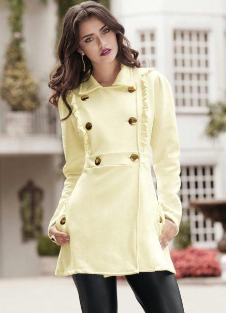 26 4 460x636 - CASACOS DE INVERNO femininos modelos da moda