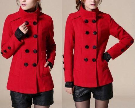 7 4 460x371 - CASACOS DE INVERNO femininos modelos da moda