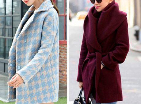 9 4 460x339 - CASACOS DE INVERNO femininos modelos da moda