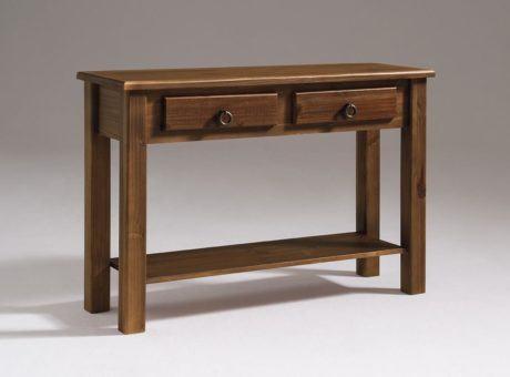 aparador de madeira com duas gavetas 460x340 - APARADOR DE MADEIRA item decorativo importante