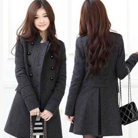 casacos de inverno femininos 460x460 - CASACOS DE INVERNO femininos modelos da moda