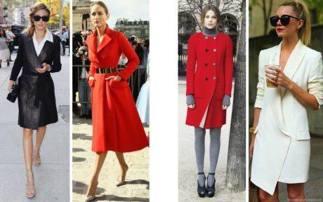 casacos estilo vestidos diferentes modelos 460x288 - Lindos CASACOS ESTILO VESTIDOS moda outono inverno