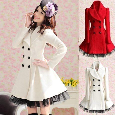 casacos estilo vestidos para o inverno 460x460 - Lindos CASACOS ESTILO VESTIDOS moda outono inverno