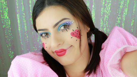 maquiagem para festa junina colorido 460x258 - MAQUIAGEM PARA FESTA JUNINA como se caracterizar