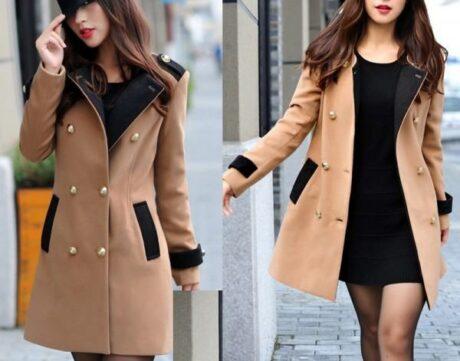 vestidos de inverno com casacos com meia calca 460x361 - VESTIDOS DE INVERNO COM CASACOS veja como usar